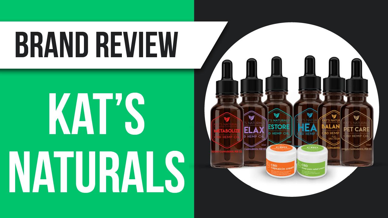Kat's Natural Review